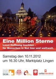 Eine Million Sterne - SKM-Lingen eV