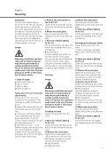 VL 611-X/1-0... Accessoires de montage - Siedle - Page 5
