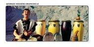 DrumCircle - Michael Georgie Hockers 'SlapStick'