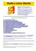 Guida - Linux Ubuntu per principianti - Marco Salatin - Page 2