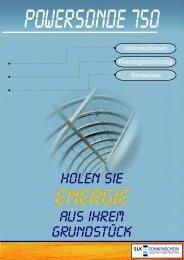 PowerSonden-Prospekt PDF.cdr - Herzlich willkommen bei slk