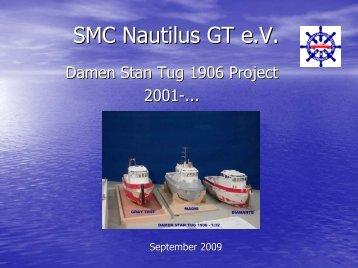 SMC Nautilus GT e.V. - SMC NAUTILUS Gütersloh eV