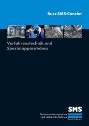 Buss-SMS-Canzler Verfahrenstechnik und Spezialapparatebau