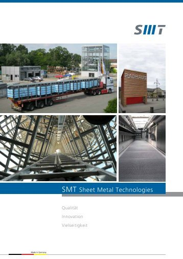 SMT - Sheet Metal Technologies GmbH