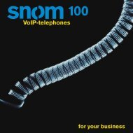 Untitled - snom technology AG