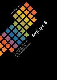 AnyLogic - SimPlan AG