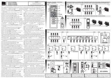Bedienungsanleitung Handsender 16Kanal - Simu Antriebe