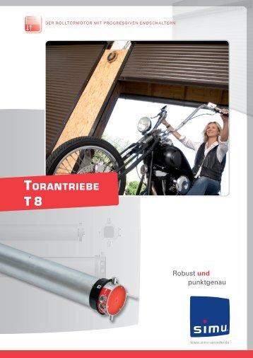 torantriebe t 8 - Simu Antriebe