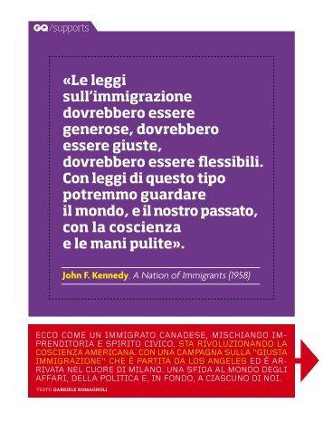 gq italia - American Apparel