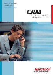 Customer Relationship Management (CRM) - SoftAge