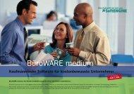 BüroWARE medium - SoftENGINE