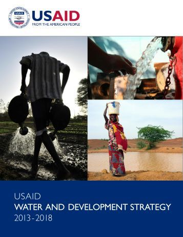 USAID WATER AND DEVELOPMENT STRATEGY 20132018