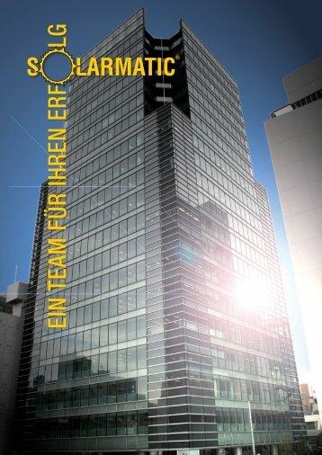 Imagebroschüre - Solarmatic