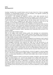 Sara Pensotti - Premio Mario Santi