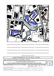 All D: Computo metrico estimativo delle opere di urbanizzazione ...