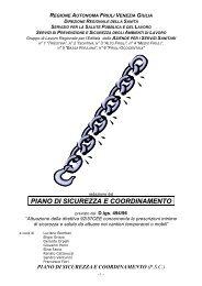 linee guida fvg redazione PSC - Sicurezza e Lavoro