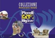 IMPAGINATO Primavera Estate.indd - Piccoli srl
