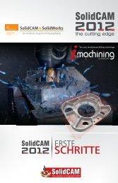 SolidCAM 2012 - Erste Schritte