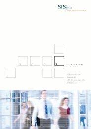 Geschäftsbericht SIS Swiss Financial Services Group AG