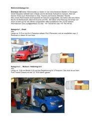 Wohnmobilkategorien Didriksen AS bieten Wohnmobile zu mieten ...