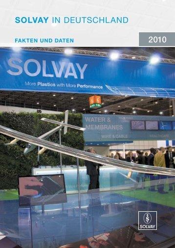 2010 SOLVAY IN DEUTSCHLAND