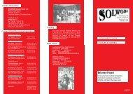 Flyer (englisch) - Solwodi