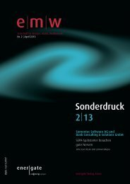 Sonderdruck 2 13 - Somentec Software AG