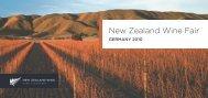 New Zealand Wine Fair - Sommelier Union Deutschland eV
