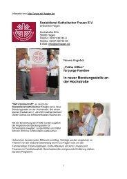 Frühe Hilfen - Skf-hagen.de