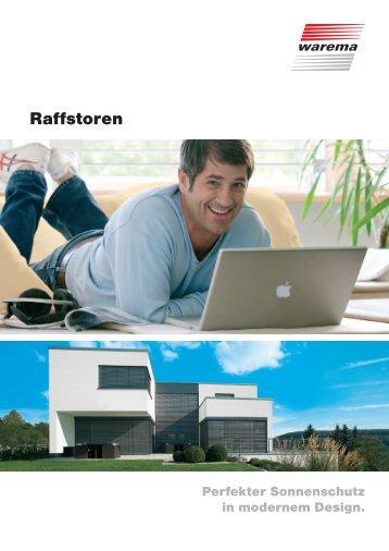 Broschüre WAREMA Raffstoren - Zu klicktel.de
