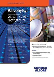 6) Packaging Film Cores:Layout 1 - Sonoco