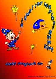 Zauberer 4- Titelseite - Gemeinde Sontheim an der Brenz