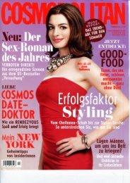 cosmopolitan 2/2013 - Skin Concept