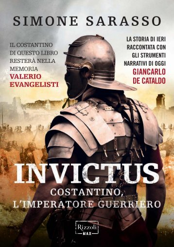 Invictus - Costantino l'imperatore guerriero - Ibs