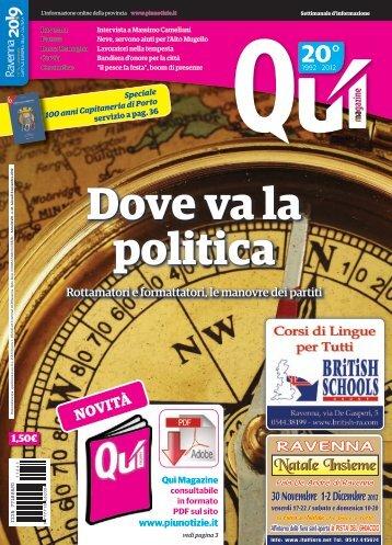 Dove va la politica - Più Notizie