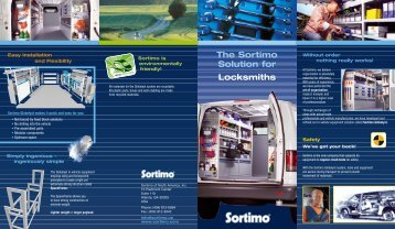 Download file now - Sortimo