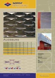 Augsburg - Sorst Streckmetall GmbH