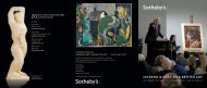 View our 2011 Market Review here - Sotheby's