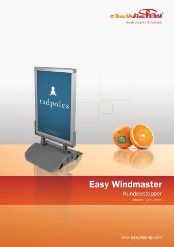 Easy Windmaster - Easydisplay.com
