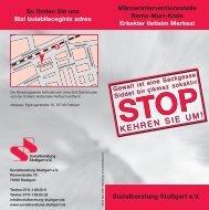 Männerinterventionsstelle Rems-Murr-Kreis, zweisprachig