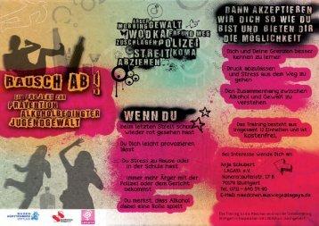 Download Flyer Rausch Ab! - Sozialberatung Stuttgart eV