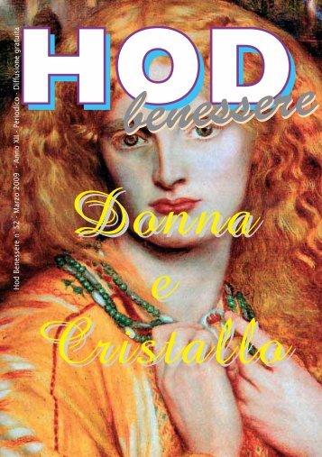 Hod Benessere n° 52 - Marzo 2009 - Anno XII - Periodico ...