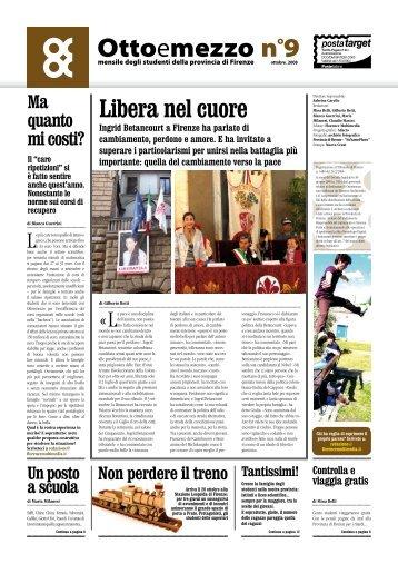 Otto e mezzo n° 9 - Provincia di Firenze
