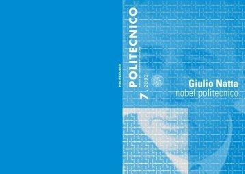 Scarica il PDF (1959KB) - Rivista Politecnico - Politecnico di Milano