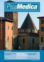 PisaMedica 54.pdf - Ordine dei Medici Chirurghi e degli Odontoiatri ...