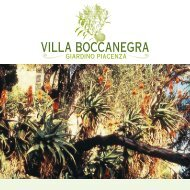 VILLA BOCCANEGRA