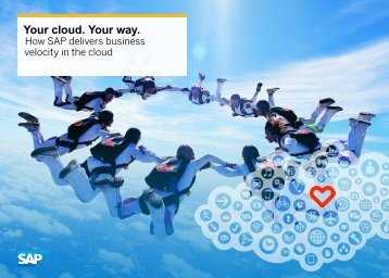 Your cloud. Your way.