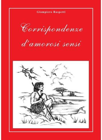 COPERTINA CORRISPONDENZE AMOROSI SENSI:IL ... - La Pagina
