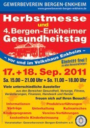 Lohn- und Finanzbuchhalter - Gewerbeverein Bergen-Enkheim e.V.