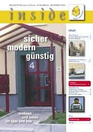 als PDF Download - Spar und Bauverein eG Velbert
